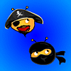 Pirates vs_ Ninjas Fupa Attack Online Strategy game