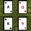 Poker Square Solitaire Online Miscellaneous game
