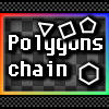 Polygons Chain Online Puzzle game