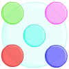 Pop 5 Online Puzzle game