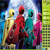 Power Rangers Find the Numbers Online Puzzle game