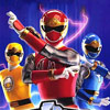 Power Rangers Ninja Storm Online Action game