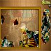 Power Rangers Puzzle Madness Online Puzzle game