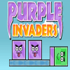 Purple Invaders Online Strategy game