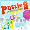 Puzzles of Gemland Online Puzzle game