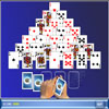 Pyramid Solitaire Deluxe Online Miscellaneous game
