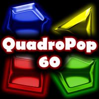 QuadroPop60 Online Puzzle game