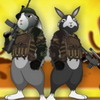 Rabbit Sniper Online Shooting game