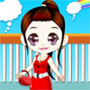 Rainbow Girl Dressup Online Miscellaneous game