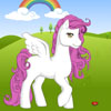 Rainbow Pony DressUp Online Action game