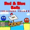 Red and Blue Balls Online Adventure game