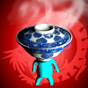 Ricebowl Man Online Action game