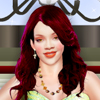 Rihanna Popstar Dress Up Online Action game