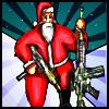 Santa Kills Zombies Online Shooting game