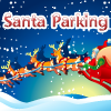 Santa Parking Online Sports game