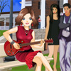 School Rock Star Online Arcade game