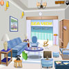 Sea View Room Decor Online Adventure game