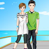 Seaside dating Online Action game