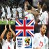 Selection of England, Group C, South Africa 2010 Puzzle Online Puzzle game