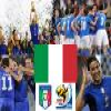 Selection of Italy, Group F, South Africa 2010 Puzzle Online Puzzle game