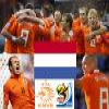 Selection of Netherlands, Group E, South Africa 2010 Puzzle Online Puzzle game