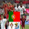 Selection of Portugal, Group G, South Africa 2010 Puzzle Online Puzzle game