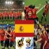 Selection of Spain, Group H, South Africa 2010 Puzzle Online Puzzle game