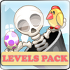 Skeleton Launcher Levels Pack Online Shooting game