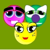 Smiley Burst Online Miscellaneous game