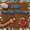 Snake Hunting for bugs Online Arcade game