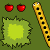 Snake Apple Delicious Online Arcade game