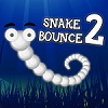 Snake Bounce 2 Online Puzzle game