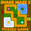 Snake Maze 2 Online Puzzle game