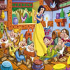 Snow White Find the Alphabets Online Puzzle game