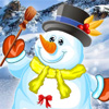 Snowman Dress Up Online Miscellaneous game