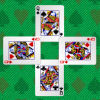 Solitaire Captive Queens Online Puzzle game