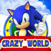 Sonic Crazy World Online Action game
