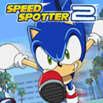 Sonic Speed Spotter 2 Online Puzzle game