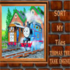 Sort My Tiles Thomas the Tank Engine Online Puzzle game