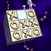 Space Tic Tac Toe Online Puzzle game