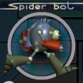 SpiderBot Online Action game