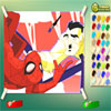 Spiderman Coloring Game Online Miscellaneous game