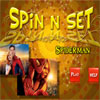 Spiderman Spin n Set Online Miscellaneous game