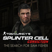 Splinter Cell The Search for Sam Fisher Online Action game
