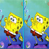 Sponge Bob Spot The Difference Online Miscellaneous game