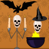 Spooky Room Decor Online Action game