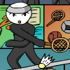 Stick Figure Badminton Online Sports game