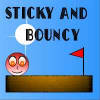 Sticky And Bouncy Online Puzzle game