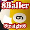 Straight 8 Pool Online Sports game
