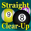 Straight ClearUp Online Sports game